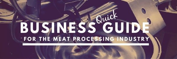 business guide for the meat processing industry