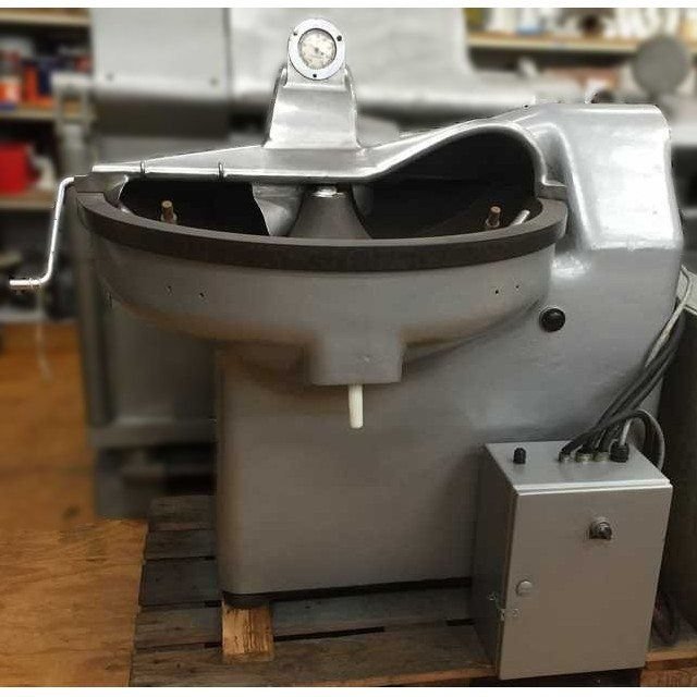 Second Hand – Bowl Cutter Sydelmann DC8 60 litre