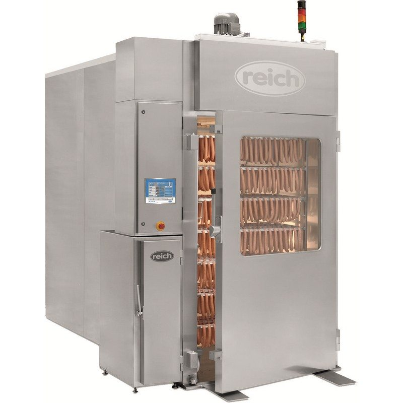 Reich – UK Universal Smoking/Cooking Oven