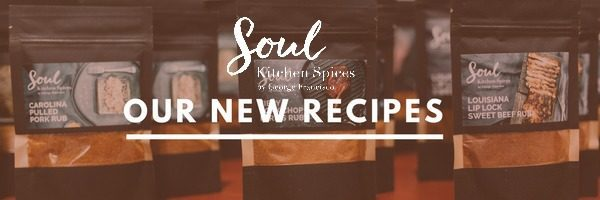 Soul Kitchen Spices New Recipes
