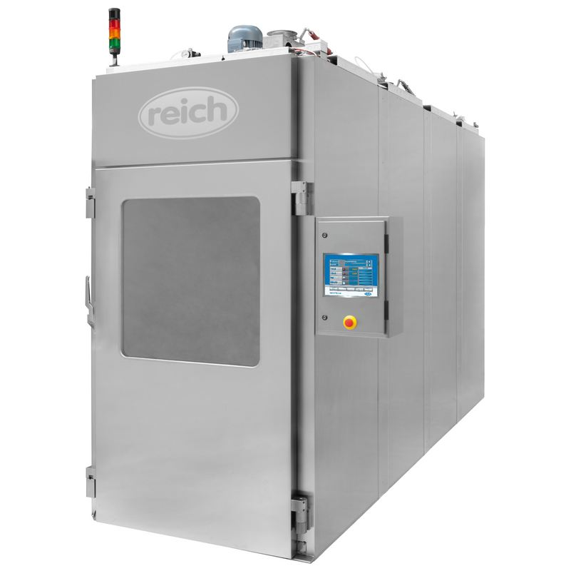 Reich KBK – Drying & Cooking Oven (Without Smoking)